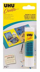 UHU - Bâton Colle créative pour papier et photos - 21 g de la marque UHU image 0 produit