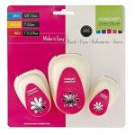 Vaessen Creative 2137-043 Kit Perforatrice en Forme de Fleur, Métal, Multicolore, 12 x 8,5 x 4,5 cm de la marque Vaessen creative image 3 produit