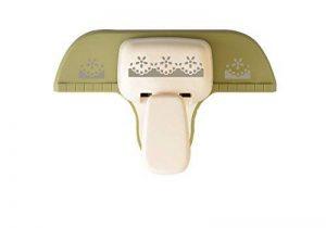Vaessen creative 21449-007 Perforatrice bordure à fleurs Métal/Plastique Blanc 16 x 10 x 6 cm de la marque Vaessen creative image 0 produit