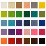 Vaessen creative Feutrine A4 100% 30 Feuilles plusieurs Couleurs, Polyester, Multicolor, 20 x 0,01 x 30 cm de la marque Vaessen creative image 1 produit