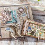 VBS Album avec Anneau - 30,5 x 30,5 cm - en Papier Mâché - Album de Photos, de Recettes ou Autre de la marque VBS image 5 produit