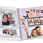 VBS Album avec Anneau - 30,5 x 30,5 cm - en Papier Mâché - Album de Photos, de Recettes ou Autre de la marque VBS image 6 produit