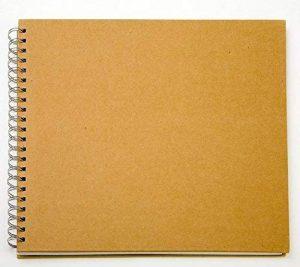 VBS Album avec Anneau - 30,5 x 30,5 cm - en Papier Mâché - Album de Photos, de Recettes ou Autre de la marque VBS image 0 produit