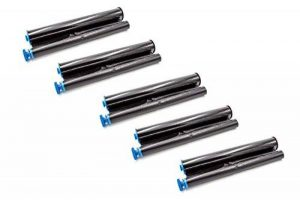 vhbw 5X Papier Thermique Rouleau Papier Thermique Bleu 45 m pour Fax ou imprimante Philips PPF 30, 35 de la marque vhbw image 0 produit