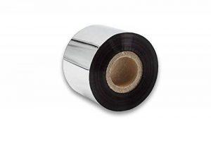 vhbw Papier Thermique Rouleau Papier Thermique Noir 50mm pour Fax ou imprimante TSC TTP-384M de la marque vhbw image 0 produit