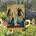vinlin Jardin Drapeau de l'Égypte Antique Parchemin de Polyester Durable Drapeau Welcome Home Drapeau–30,5x 45,7cm 71,1x 101,6cm, Polyester, 28x40(in) de la marque vinlin image 1 produit