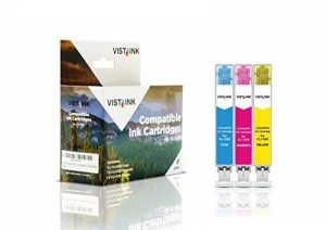 Vista Ink Compatible Ink Cartridge for Canon CLI-526 Cyan, Magenta & Yellow 3/Pack de la marque image 0 produit