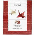 Vivi Gade Design papier origami, 15x15 cm, copenhagen, 50 flles assort. de la marque Vivi Gade Design image 3 produit