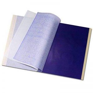 voso-25x tatouage de transfert de pochoir de carbone thermique Kit papier calque A4# 7603810 de la marque VOSO image 0 produit