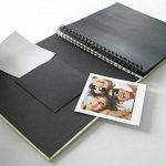 Walther, Fun, Album De Photos, FA-208-B, 30x30 cm, 100 Pages Blanches, Noir de la marque Walther Design image 2 produit