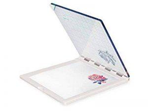 We R Memory Keepers 663007 Outil de presse de précision pour Tamponnage précis Plastique Blanc 20 x 19 x 1,1 cm de la marque We R Memory Keepers image 0 produit