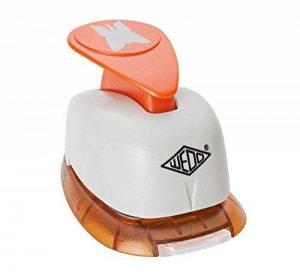 Wedo 168224 Perforateur déco à motif papillon Grand modèle de la marque Wedo image 0 produit