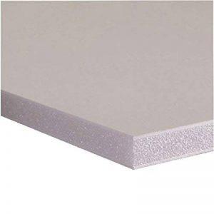 West Design Lot de 10 cartons-plume Blanc A3 5 mm de la marque WESTDESN image 0 produit