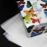 WINTEX papier calque (100 feuilles) DIN A4 100 g/m2 | avec 2 ans de garantie de satisfaction | feuilles de papier transparent de la marque WINTEX image 6 produit