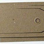 Woodware Punch Perforatrice Étiquette haut droite 1.5,2ou 6,3cm Étiquettes Cadeau cp806 de la marque Woodware image 2 produit