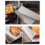 WRAPOK Feuilles de biscuits anti-pâtisseries Pré-couper Panches en panneaux de papier pour cuisson Cuisine 12 x 16 pouces - 50 pièces de la marque WRAPOK image 3 produit