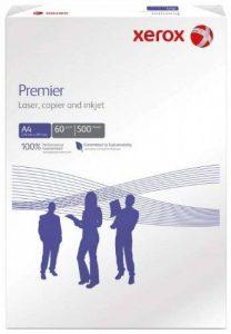 Xerox 003R91713 Rame de 500 feuilles de papier A4 Premier 60 g/m² pour photocopieurs et imprimantes (Blanc) de la marque Xerox image 0 produit