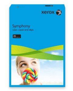 Xerox 003R92231 Rame de 500 feuilles de papier Symphony A3 80 g/m² pour photocopieurs et imprimantes laser couleur et jet d'encre Bleu de la marque Xerox image 0 produit