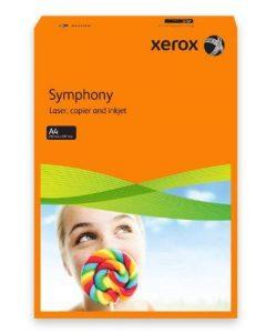 Xerox 003R94231 Rame de 500 feuilles de papier Symphony A3 80 g/m² pour photocopieurs et imprimantes laser couleur et jet d'encre (Orange) (Import Allemagne) de la marque Xerox image 0 produit
