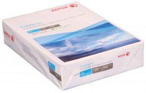 Xerox 003R94651 Ramette de papier Colotech+, A4, 120 g/m², 500 feuilles, convient pour les imprimantes laser de la marque Xerox image 0 produit