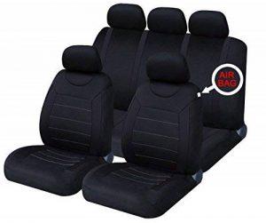 Xtremeauto® Classic Ensemble de housses de sièges avant et arrière complet avec appuie-tête couvertures de la marque XtremeAuto image 0 produit