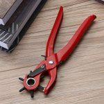 Youn 5Taille du trou Ceinture Hole Puncher Cuir Punchers Punch Machine outils de pince de la marque YouN image 2 produit