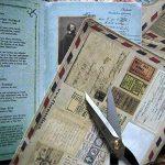 YPSelected Lot de 10 feuilles Autocollants vintages Déco Stickers Papier autocollant Scrapbooking de la marque YPSelected image 3 produit