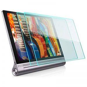zanasta [2 Pièces] Film Protection d'écran en Verre Trempé pour Lenovo Yoga Tab 3 Plus | Glass Screen Protector | HD Ultra Clair Transparent - Résistance 9H de la marque Zanasta image 0 produit