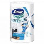 Zewa Easypull Lot de 6 rouleaux de recharge pour distributeur de papier absorbant mobile de la marque Zewa image 1 produit